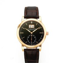 A. Lange & Söhne | Sax-o-mat A Pink Gold Automatic Wristwatch...