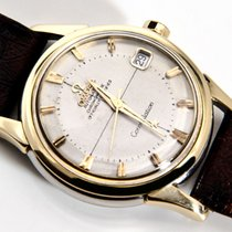 Omega Constellation Pie Pan - Solid Gold - High Value Caliber 581