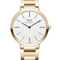 Piaget Altiplano G0A40105 Ny Rosa guld 34mm Automatisk
