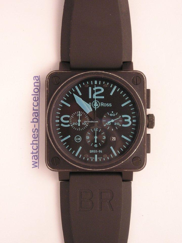55721a6f7a2a Relojes Bell   Ross - Precios de todos los relojes Bell   Ross en Chrono24