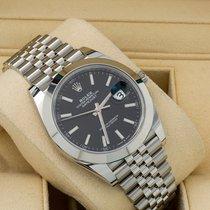 Rolex Datejust II Steel 41mm No numerals United States of America, New York, NewYork
