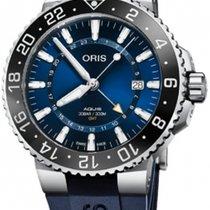 Oris Aquis GMT Date new