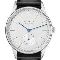 NOMOS 340 Steel Orion Neomatik 39mm new