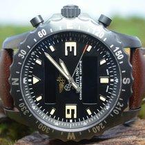 Breitling Chronospace Military Acier 48mm Noir