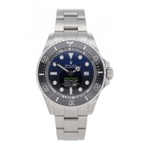 Rolex Sea-Dweller Deepsea Steel 44mm Black No numerals United States of America, Pennsylvania, Bala Cynwyd