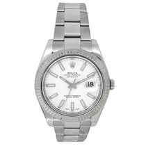 Rolex Datejust II Steel 41mm White United States of America, California, Los Angeles