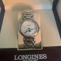 Longines PrimaLuna pre-owned 34mm