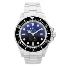 Rolex Sea-Dweller Deepsea pre-owned 44mm Blue
