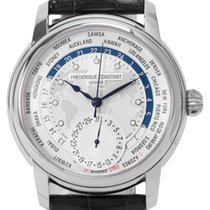 Frederique Constant Manufacture Worldtimer FC-718WM4H6 2017 pre-owned