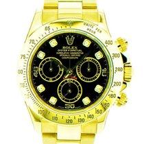 Rolex 116528 Gelbgold 2002 Daytona gebraucht