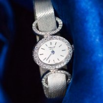 Chopard White gold 25mm Manual winding pre-owned