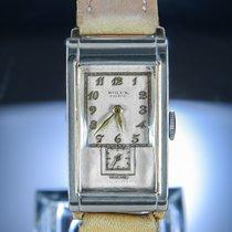 Rolex Prince Acero y oro 25mm Plata Árabes