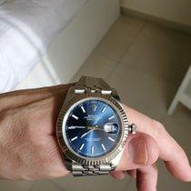 Rolex Datejust II Steel Blue No numerals UAE, Dubai