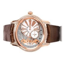 Audemars Piguet Millenary Ladies Or rose 39.5mm Nacre Romain