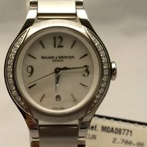 Baume & Mercier Ilea Lady Diamond Kt 0,35 New 2 Years...