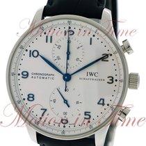 IWC IW371446 Acier Portuguese Chronograph 40.9mm nouveau