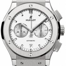 Hublot Classic Fusion Chronograph Titaniuim Opalin
