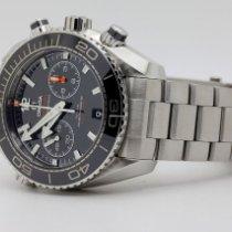 Omega Seamaster Planet Ocean Chronograph Acciaio 45,5mm Blu Senza numeri Italia, l'aquila
