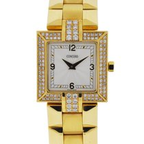 Concord La Scala Yellow gold 28mm White United States of America, Florida, Boca Raton