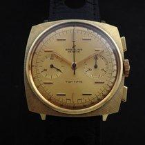 Breitling Top Time Stahl 35mmmm Gold Schweiz, Nyon