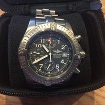 Breitling Super Avenger Titan Chronograph