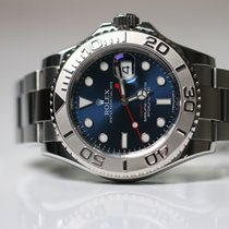 Rolex Yacht-Master blue dial Full set