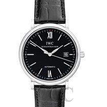 IWC Steel Automatic IW356502 new