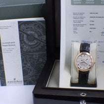 Audemars Piguet Jules 18k Rose Gold 25955or.oo.d002cr.01 Box...