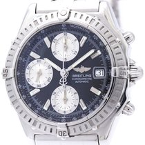 Breitling Chronomat Steel Automatic Mens Watch A13352 Bf110833