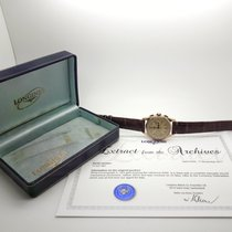 Longines Chronograph 30 CH Gold 18 kt