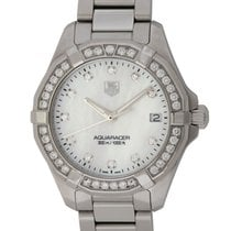 TAG Heuer : Ladies Aquaracer :  WAY1314.BA0915 :  Stainless Steel