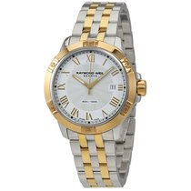 Raymond Weil Tango White Dial Stainless Steel Men's Watch...