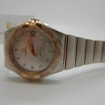 Omega Constellation Co-Axial 35 mm - watch on stock in Zurich