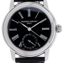 Frederique Constant Manufacture Classic gebraucht 42mm Stahl