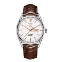 TAG Heuer Carrera Calibre 5 nieuw Automatisch Alleen het horloge WAR201D.FC6291