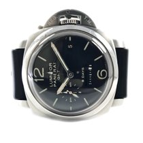 Panerai Luminor 1950 8 Days GMT PAM 00233 gebraucht