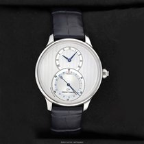 Jaquet-Droz 39mm Automatic pre-owned Grande Seconde Silver