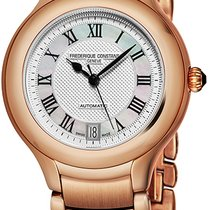 Frederique Constant Classics Delight Rose gold Mother of pearl United States of America, New York, Brooklyn