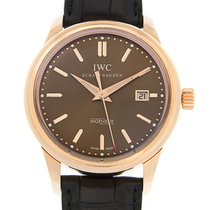 IWC Rose gold Automatic Grey 42.5mm new Ingenieur Automatic