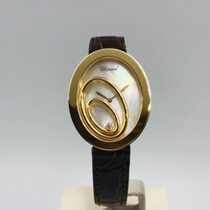 Chopard Happy Spirit Yellow gold 40mm Mother of pearl No numerals