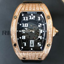 Richard Mille Reloj de dama 45mm Automático usados Reloj con estuche original 2014