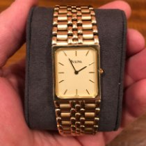 Bulova Yellow gold 27.25mm Quartz 95C06 pre-owned