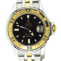 Tudor Hydronaut Gold/Steel 41mm Black United States of America, New York, New York