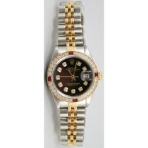 Rolex Lady-Datejust 69173 1990 occasion