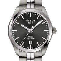 Tissot Titan Kvarc Siv 39mm nov PR 100