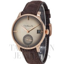 H.Moser & Cie. Rose gold 42mm Manual winding 2100-0402 new United States of America, New York, Hartsdale