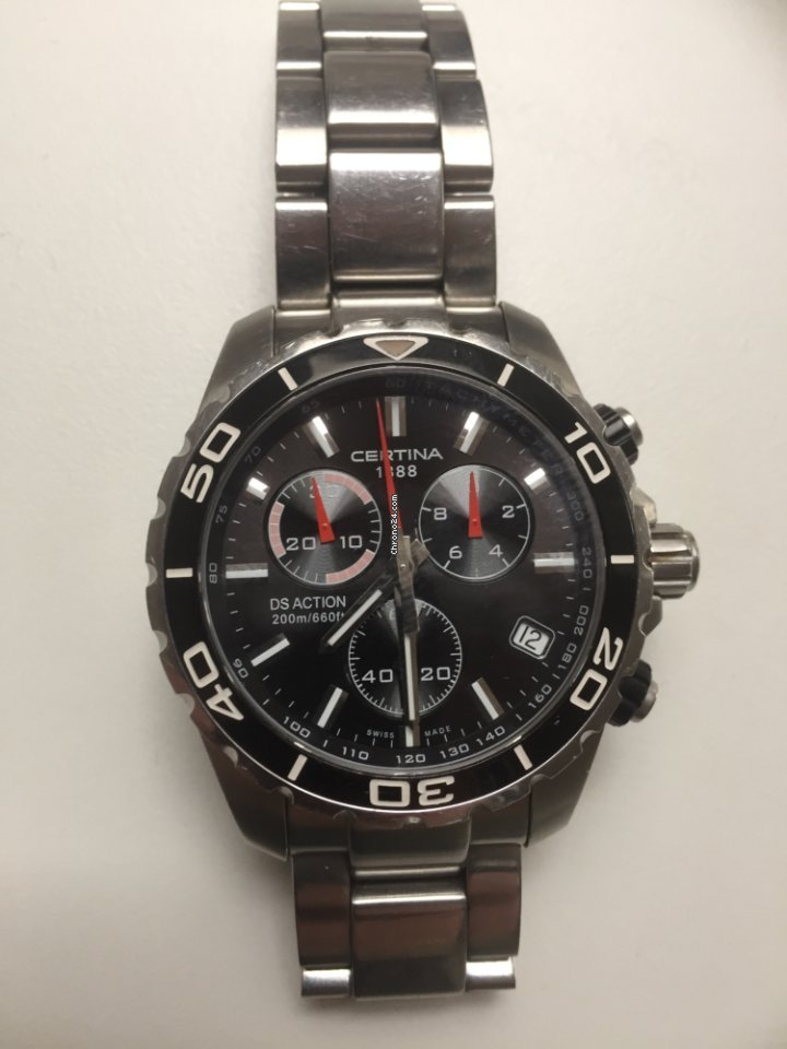 e0949a46c Certina DS ACTION G10 for $380 for sale from a Private Seller on Chrono24