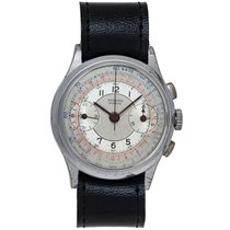 Record 34mm Manual winding pre-owned