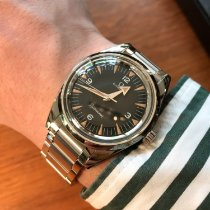Omega Seamaster Railmaster Acier France, Paris