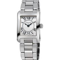 Frederique Constant Classics Carree Ladies Steel 23mm Silver Roman numerals